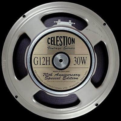 "Celestion G12H 70th Anniversary 12"" 30W 8 Ohm<T4533>"