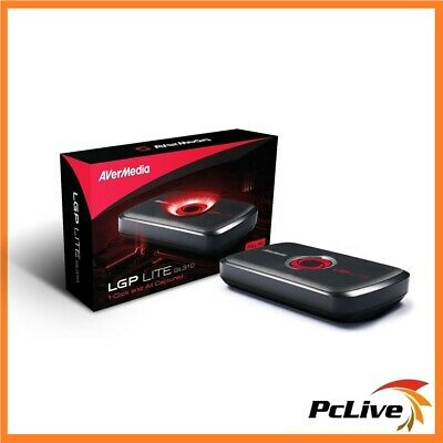 AVerMedia LGP Lite Live Gamer Portable HD Record XBOX PS3 PC Mac Game HDMI GL310