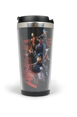 Avengers Age of Ultron Thermobecher Hulk Marvel Captain America Coffee to go