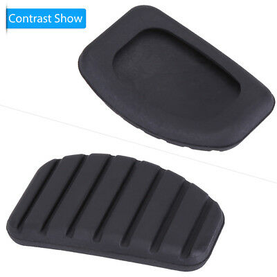 New Clutch Brake Pedal Rubber Pad Cover For Renault Clio Megane Laguna Kango WD