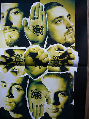 Pitchshifter - Magazine Centrespread Poster (Ref Cc3)