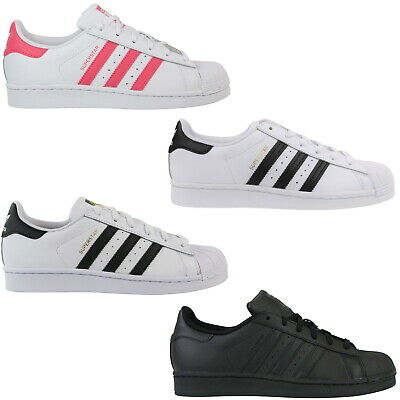 Adidas Originals Superstar J Junior Schuhe Turnschuhe Sneaker Kinder Damen