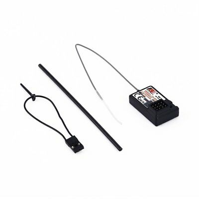 The Standard FS-GR3E 2.4Ghz 3-Channel Receiver for Rc Car Auto Boat New RY