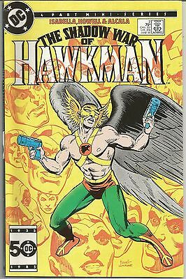 The Shadow War of Hawkman #2 (Jun 1985, DC) #2 of 4