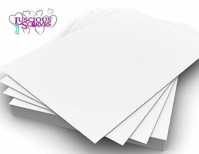 250 gsm A4 White Craft Card - Smooth Matt Finish 100 sheets - Wedding Card Blank