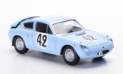 Simca Abarth 1300, No.42, 24h Le Mans, 1:43, IXO
