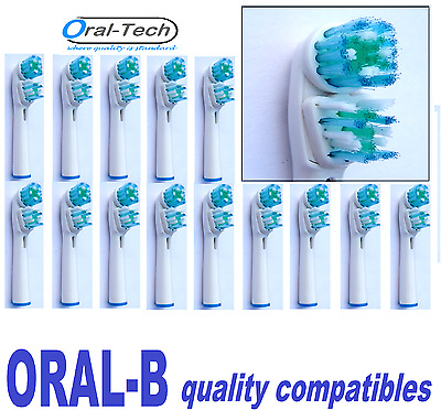 Oral-B quality compatible DUAL CLEAN electric toothbrush replacement Brush Heads