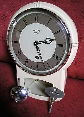 Smith's Metal Kitchen clock.