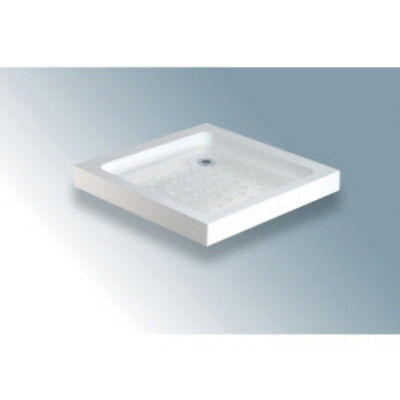 SP High Wall ABS Cap Stone Resin Shower Trays 760 x 760