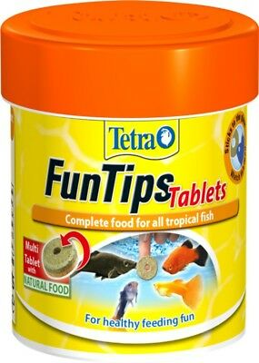 Tetra Fun Tips Tablets 75 Tablets