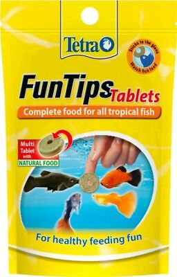 Tetra Fun Tips Tablets 20 Tablets