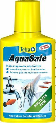 Tetra AquaSafe Pond Treatment 100ml