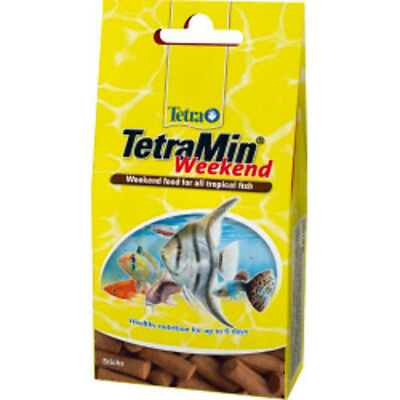 Tetra Min Weekend Holiday Food (10 Sticks)