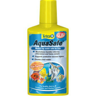 Tetra AquaSafe Pond Treatment 250ml