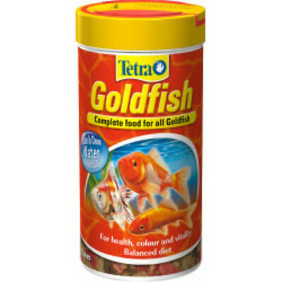 Tetra Goldfish Flakes 250ml (52g)