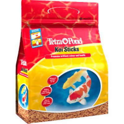 Tetra Pond Koi Sticks 4L (650g)
