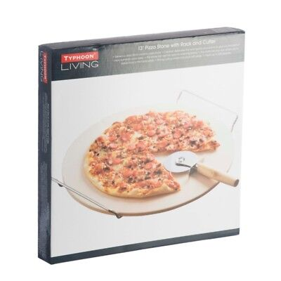 Typhoon Living Pizza Stone Set 13""