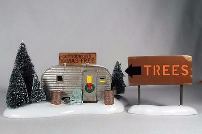 Dept 56 S.V. 'The Griswold Family Buys A Tree' #4054985 National Lampoon's..NIB!