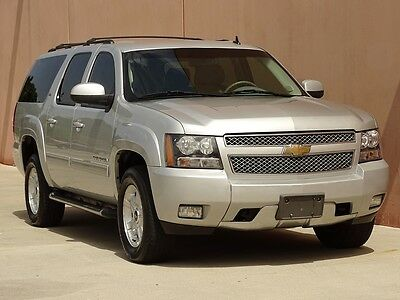 2011 Chevrolet Suburban Z71 Sport Utility 4-Door 2011 CHEVROLET SUBURBAN Z71 4X4 K1500 1 OWNER TX SUV CARFAX CERTIFIED XTRA CLEAN