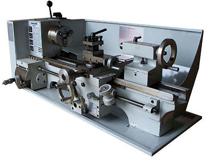 "9"" x 20"" Precision Metal Lathe 3/4HP 550W 2000RPM 9x20 *FREE SHIPPING*"
