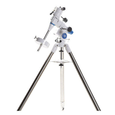 Meade LX70 German Equatorial Mount with Stainless Steel Tripod, 20lbs Capacity
