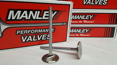 Manley 11543-1 Severe Duty 1.600 Exhaust Valve for Small Block Chevy
