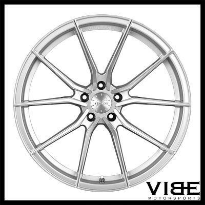 20 Vertini Rf1 2 Forged Silver Concave Wheels Rims Fits Bmw F10