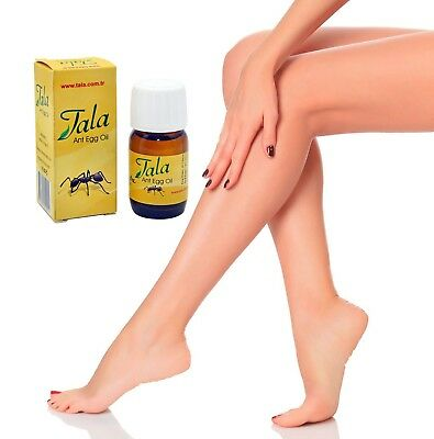 TALA ANT EGG OIL for HAIR REMOVAL 20ML EACH TUBE - FREE SHIPPING W/ TRACKING