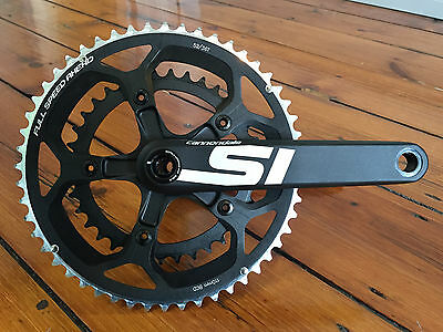 Cannondale Si Crankset Mid Compact 52/36 170mm BB30 / BB30A - 10/11 Speed