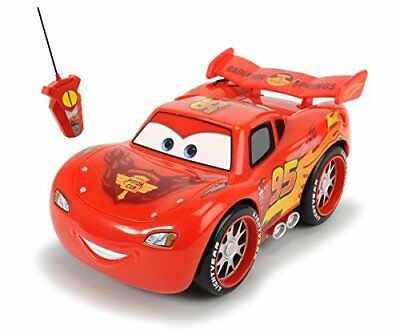 Dickie Disney Cars Modellino RC Lightning McQueen 1:30 Junior Line