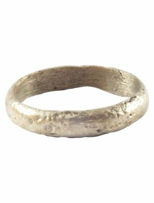 ANCIENT VIKING BAND C.900 AD Size 10 1/4 (20.3mm).  (Pwr1116)