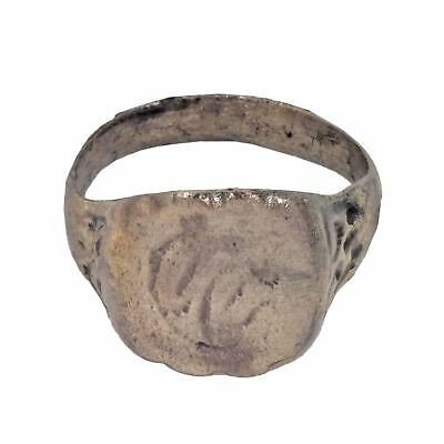 Medieval Boy's Ring C. 13Th-15Th Century