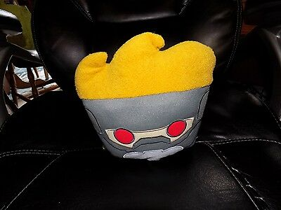 "Disney Store Marvel Guardians Of Galaxy Star Lord Tsum Tsum Plush 11"" NEW"