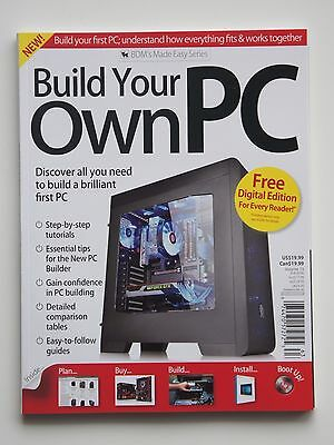 BDM's  BUILD YOUR OWN PC -  VOL 13 - MADE EASY SERIES - NEW