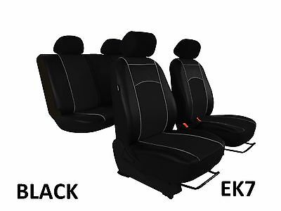 Mercedes A Class W169 2004-2011 Eco Leather Seat Covers Made To Measure For Car