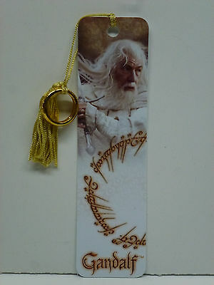 Lord of the Rings Variety of FOTR, TT & ROTK Bookmarks with Charm SM YOUR CHOICE