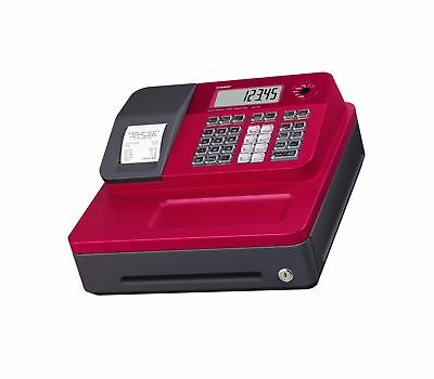 Casio SE-G1SC-RD Electronic Cash Register Red NEW, FREE SHIPPING