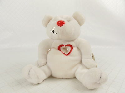 Meanies Valentines Heartless Bear 1999 by The Idea Factory #3339