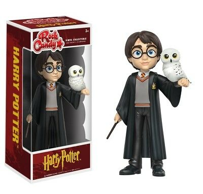 Funko - Rock Candy: Harry Potter Vinyl Action Figure New In Box