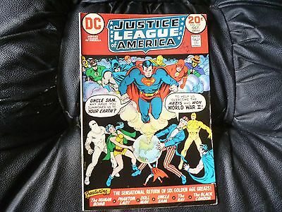 Justice League of America # 107 in very nice condition