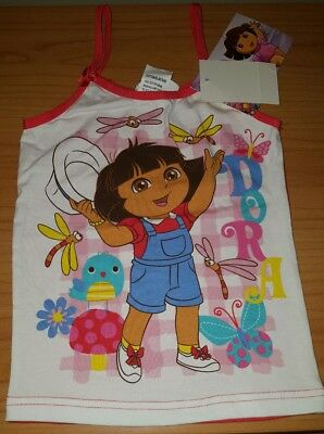 dora the eplorer singlet sz 3 new with tags