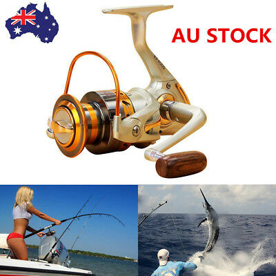 12BB Ball Fishing High Speed Spining Reels Wheel Saltwater Freshwater Fishing