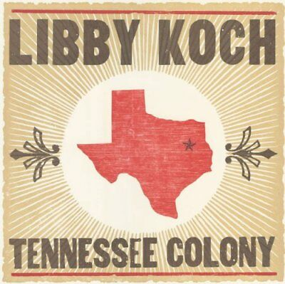 Tennessee Colony Audio CD