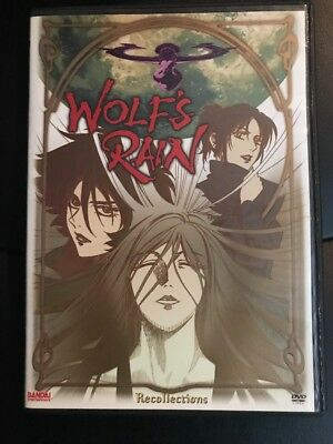 Wolf's Rain - Recollections Vol. 4