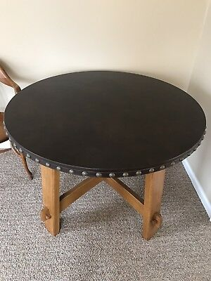 Frank Lloyd Wright Arts & Crafts Stickley Library Table