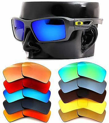 Polarized IKON Iridium Replacement Lenses For Oakley Eyepatch 2 Sunglasses