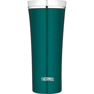 Isolierbecher Premium teal white 0,47 ltr Thermos Edelstahl doppelwandig