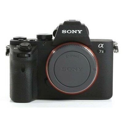 (Body Only) Sony Alpha a7 II 24.3MP Digital SLR Camera +