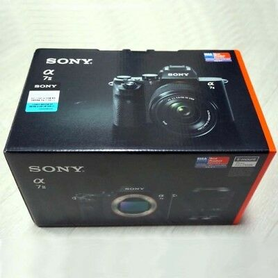 Sony Alpha a7 II Mirrorless Digital Camera with FE 28-70mm F3.5-5.6 OSS Lens +