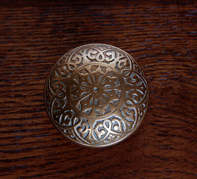 Antique American Bronze Door Knob. Circa: 1870s- Hardware